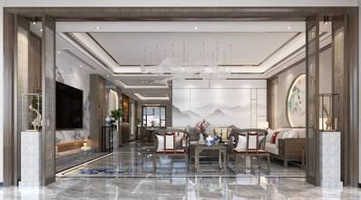 15-20万140平米四室两厅中式风格客厅图