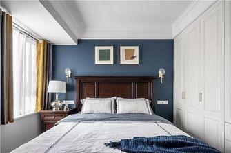 经济型120平米三室一厅美式风格卧室装修图片大全