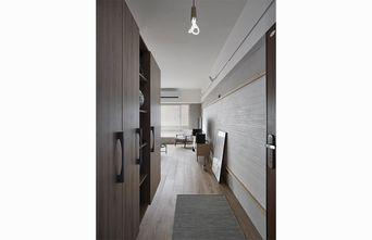 10-15万110平米三室两厅日式风格走廊装修效果图
