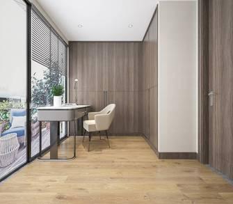 豪华型140平米复式现代简约风格阳光房效果图