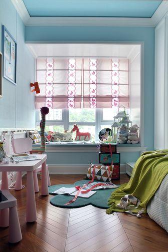 90平米三室两厅欧式风格青少年房装修案例