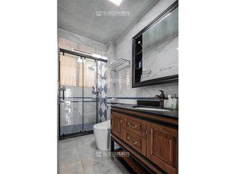 20万以上140平米四室三厅中式风格卫生间欣赏图