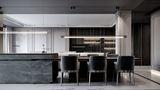 富裕型140平米法式风格厨房装修效果图