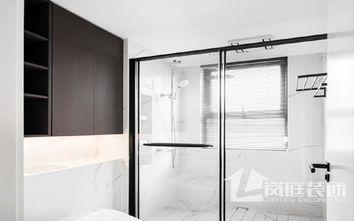 豪华型110平米三公装风格卫生间装修图片大全