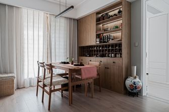 经济型80平米欧式风格书房效果图