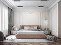 15-20万110平米三室两厅法式风格卧室图片