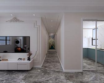 富裕型90平米三室两厅美式风格客厅图片大全