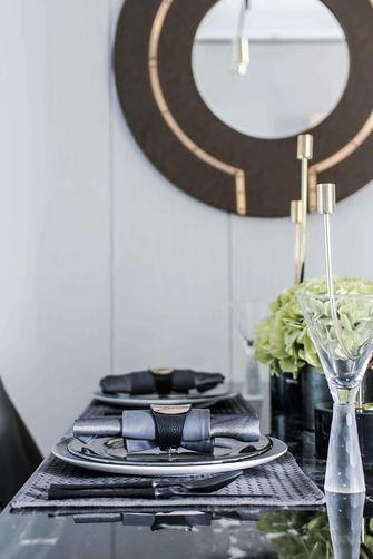 5-10万80平米新古典风格餐厅图片