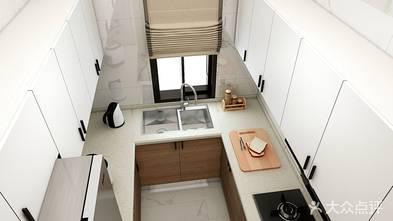 20万以上90平米日式风格厨房欣赏图