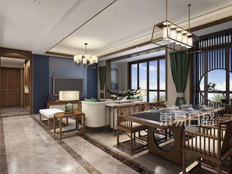 20万以上140平米三室两厅中式风格餐厅图