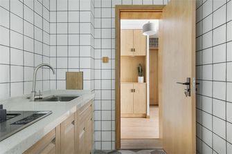 5-10万50平米小户型北欧风格厨房欣赏图
