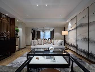 100平米三中式风格客厅图