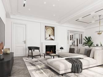 豪华型140平米三混搭风格客厅图片