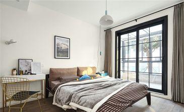 10-15万60平米公寓北欧风格卧室图片