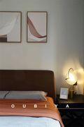 富裕型110平米现代简约风格卧室欣赏图