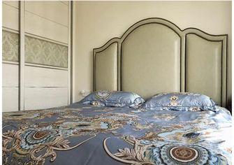 富裕型80平米三室三厅美式风格卧室效果图