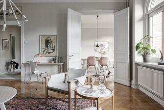 10-15万70平米三室两厅英伦风格客厅设计图