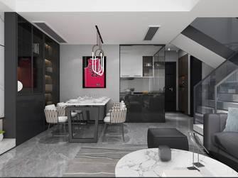 20万以上140平米四室三厅现代简约风格餐厅欣赏图