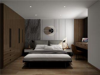 富裕型80平米三室三厅现代简约风格卧室效果图