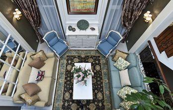 110平米三地中海风格客厅图