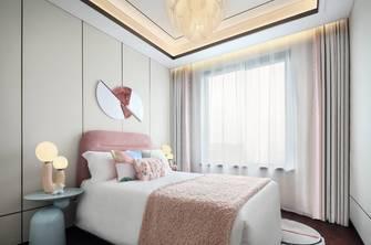 富裕型140平米三中式风格卧室效果图