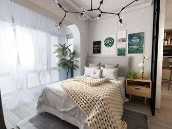 60平米日式风格卧室装修图片大全