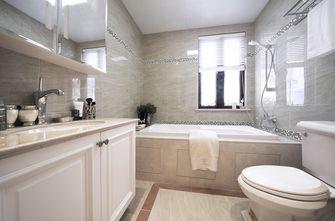 3万以下110平米三室两厅欧式风格卫生间欣赏图