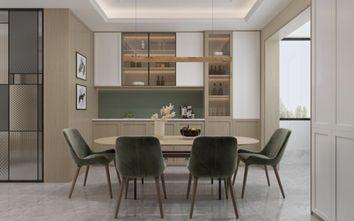 豪华型130平米三室两厅北欧风格餐厅欣赏图