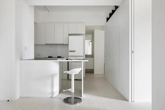 60平米英伦风格厨房图片