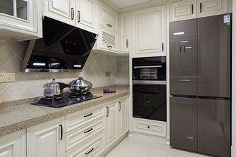 140平米美式风格厨房设计图
