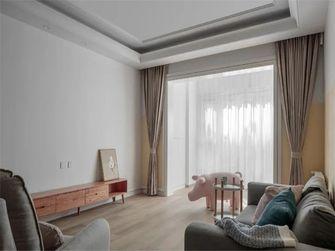 10-15万100平米北欧风格客厅图