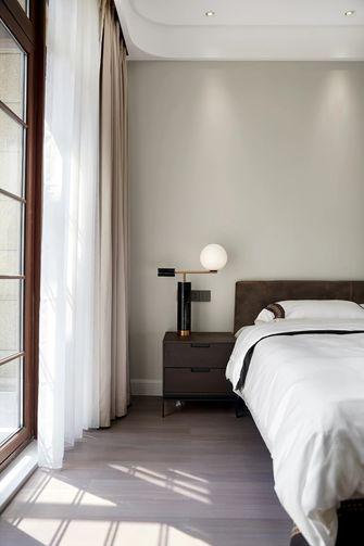 140平米四室三厅北欧风格卧室图
