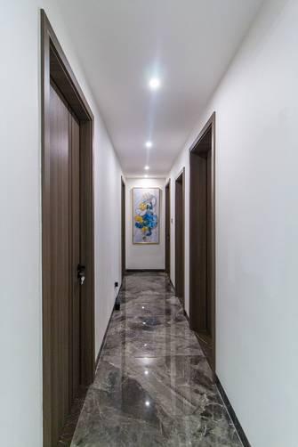 140平米四室两厅轻奢风格走廊设计图