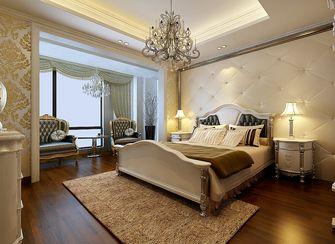 富裕型110平米三新古典风格卧室图片大全