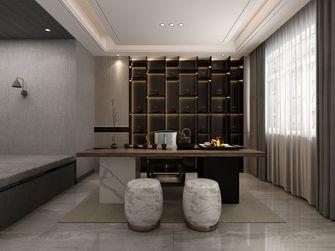 140平米现代简约风格书房装修效果图