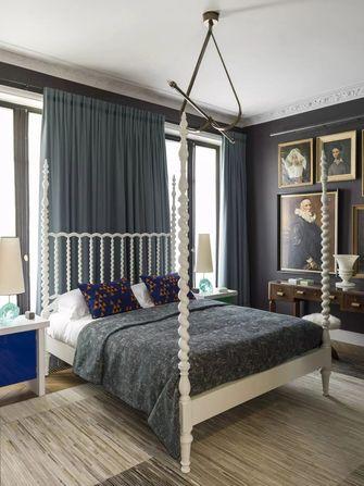 经济型90平米法式风格卧室图