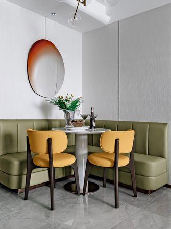 20万以上120平米四轻奢风格餐厅装修图片大全