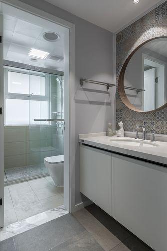 15-20万140平米三室两厅北欧风格卫生间装修案例