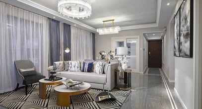 20万以上140平米四室一厅法式风格客厅装修案例