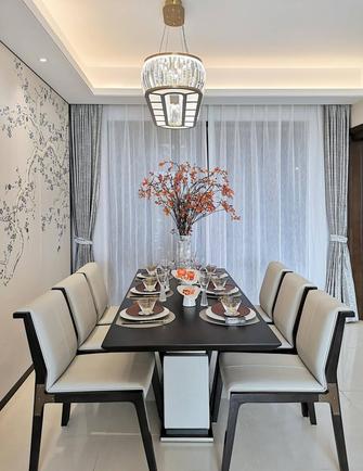 豪华型140平米中式风格餐厅图
