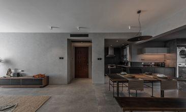 80平米三室一厅现代简约风格玄关图片大全