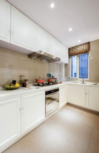 富裕型120平米三室一厅新古典风格厨房装修效果图