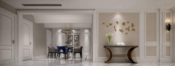 豪华型140平米四室两厅美式风格餐厅图片大全