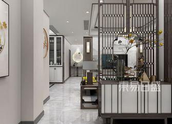 富裕型120平米四室两厅中式风格玄关图