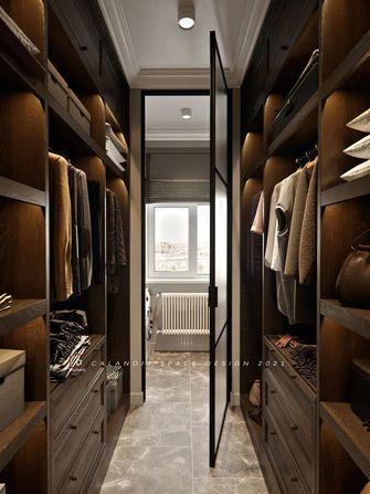 豪华型140平米四室两厅现代简约风格衣帽间装修效果图