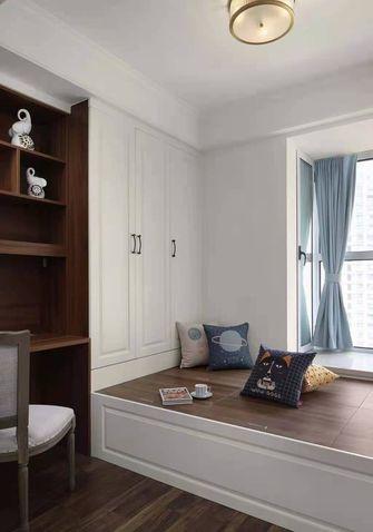 130平米四美式风格卧室图片