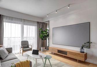 经济型90平米三室一厅日式风格客厅欣赏图