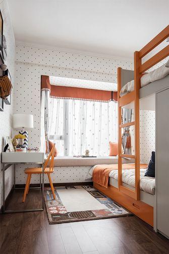 豪华型120平米三室一厅轻奢风格青少年房图片