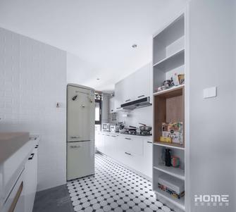 90平米公寓北欧风格厨房图片
