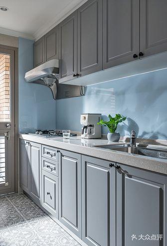20万以上140平米四法式风格厨房设计图
